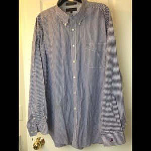 Tommy Hilfiger Golf Men's Button down Casual Shirt